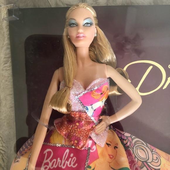 Barbie Whozits
